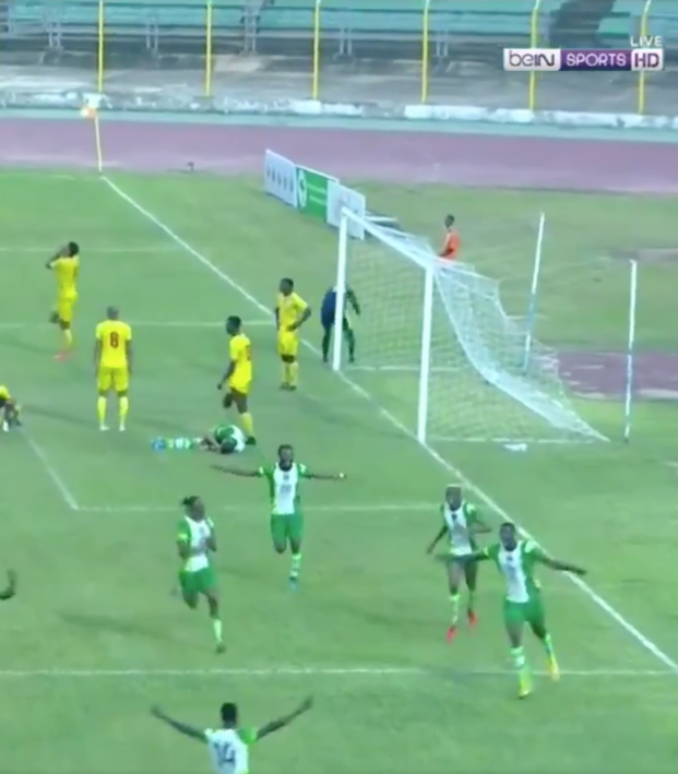 Benin vs Nigeria Highlights