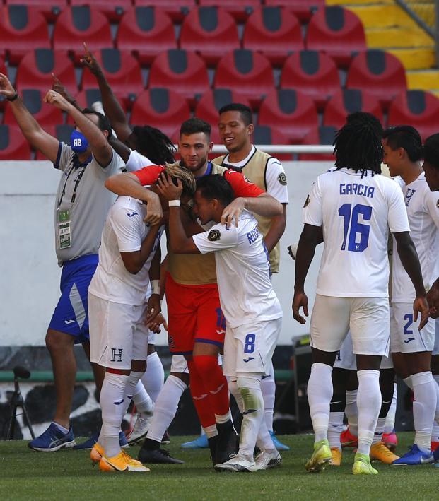 USMNT Howler vs Honduras
