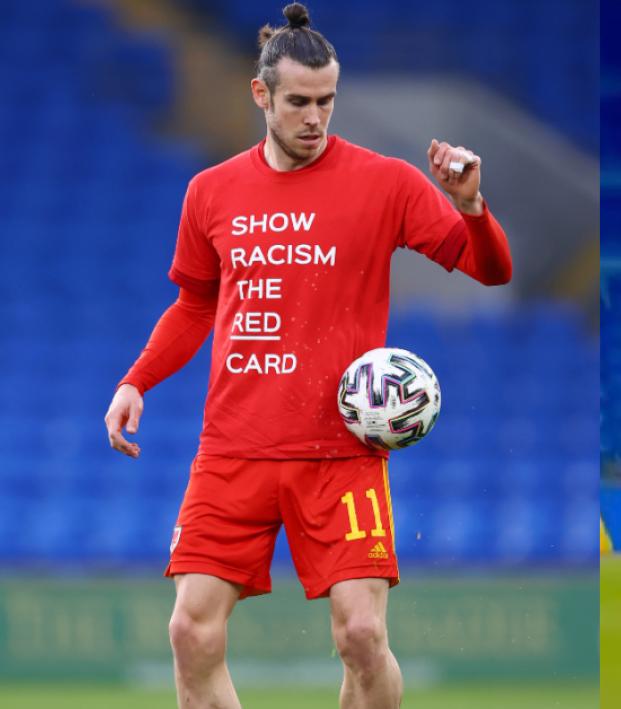 Gareth Bale Elbow
