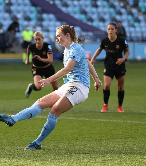 Man City vs Barcelona Women Highlights