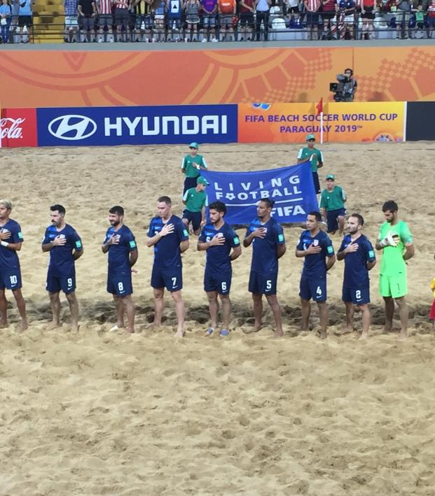 Beach Soccer World Cup 2021