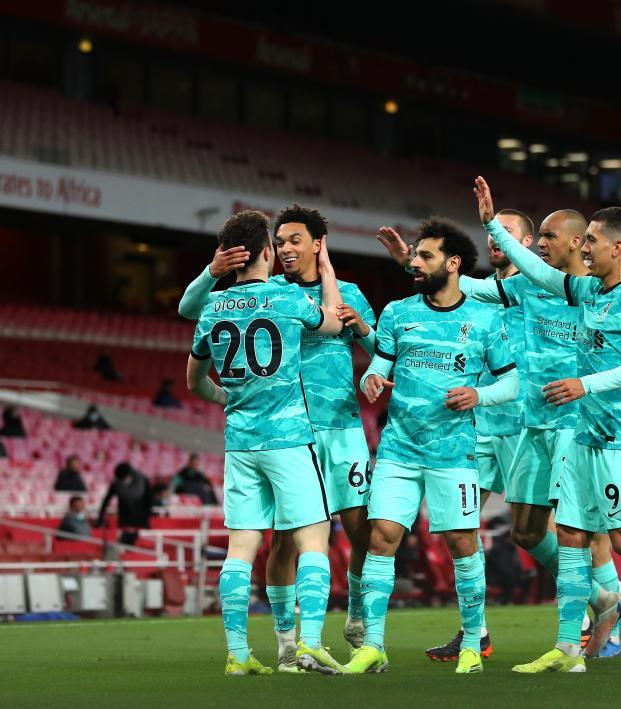 Trent Alexander-Arnold vs Arsenal vs Liverpool
