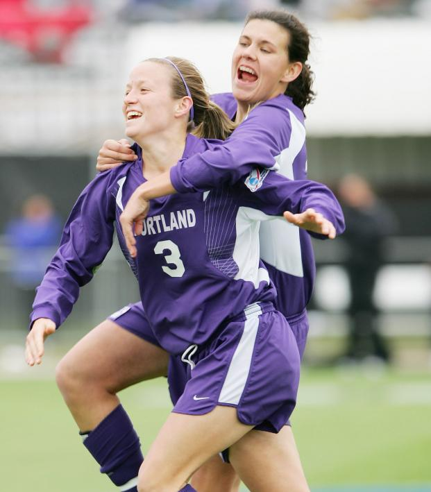 Best College Soccer Team — 2005 Portland Pilots