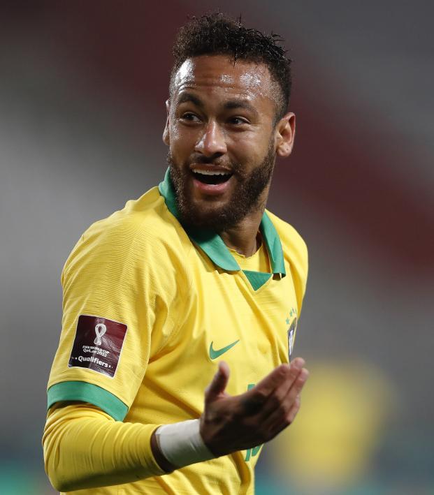 Why Nike Dropped Neymar