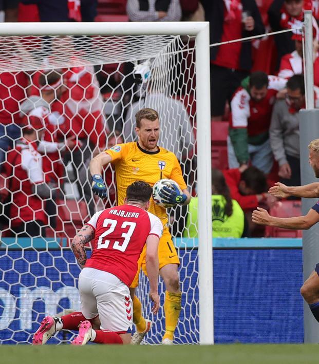 Denmark vs Finland Highlights Euro 2020