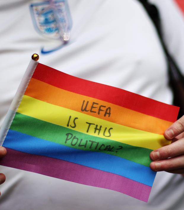 Rainbow Ads at Euro 2020