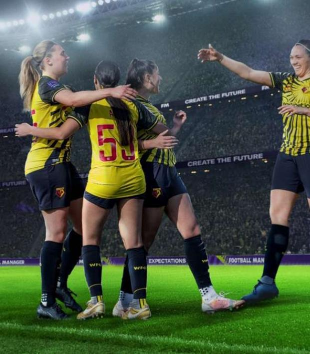 Football Manager Women's Players