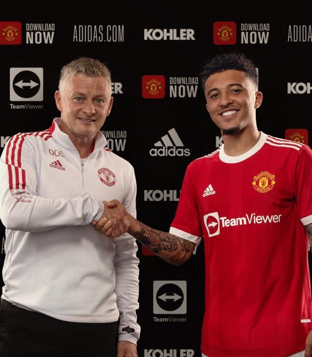 Jadon Sancho Transfer Fee