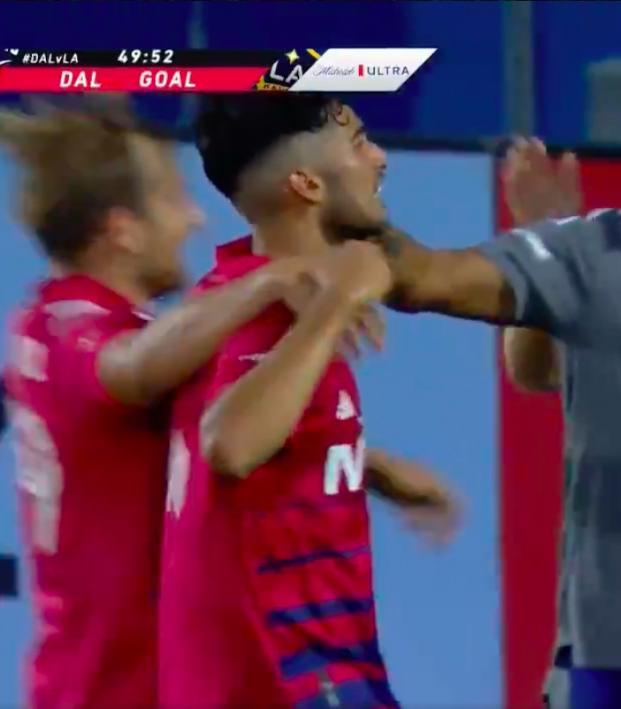 Youngest MLS hat trick: Ricardo Pepi