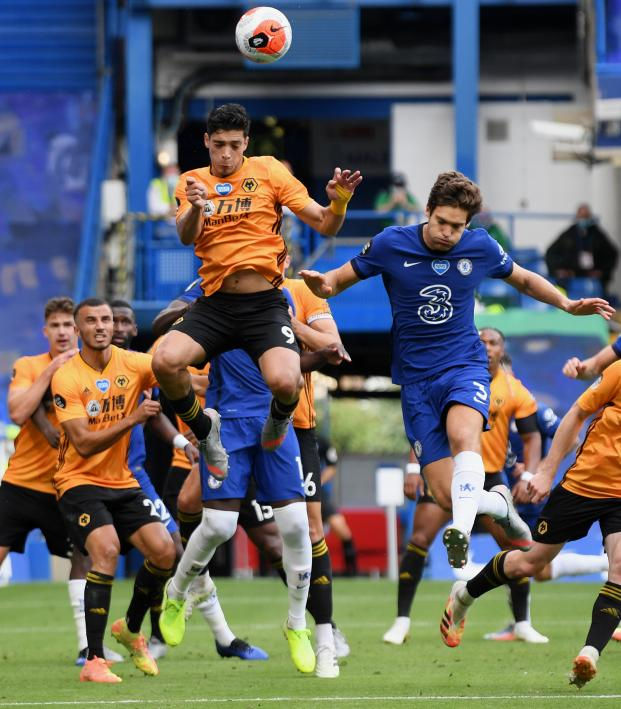 Premier League Heading Rule Intends To Limit Headers In Training