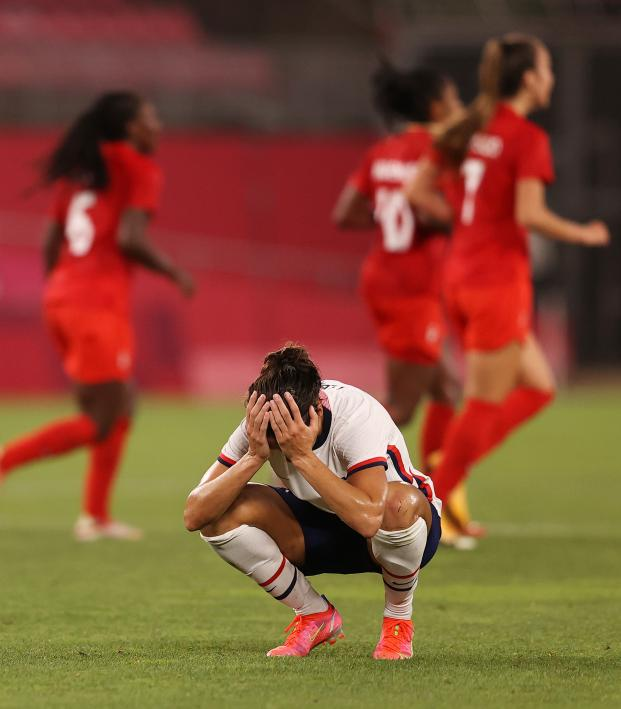 Why USWNT Lost At The 2020 Olympics