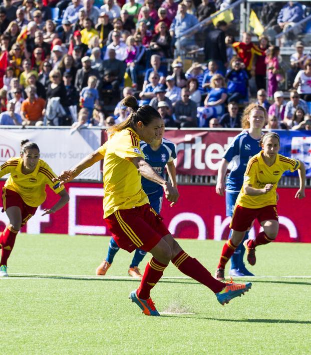 Swedish Women's Soccer Clubs — A History