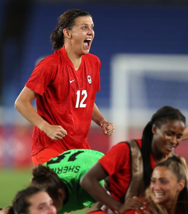 Women's Soccer Gold Medal Match