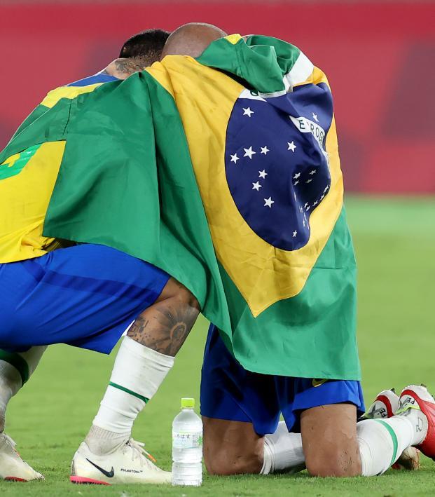 Brazil vs Spain Olympic Final Highlights