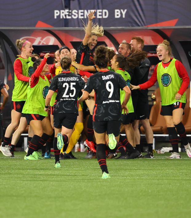 Portland Thorns vs Lyon Highlights