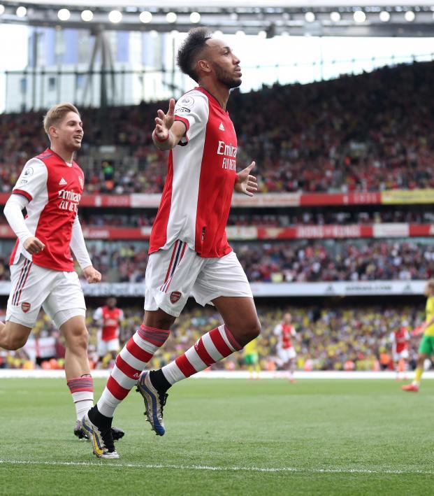 Arsenal vs Norwich Highlights