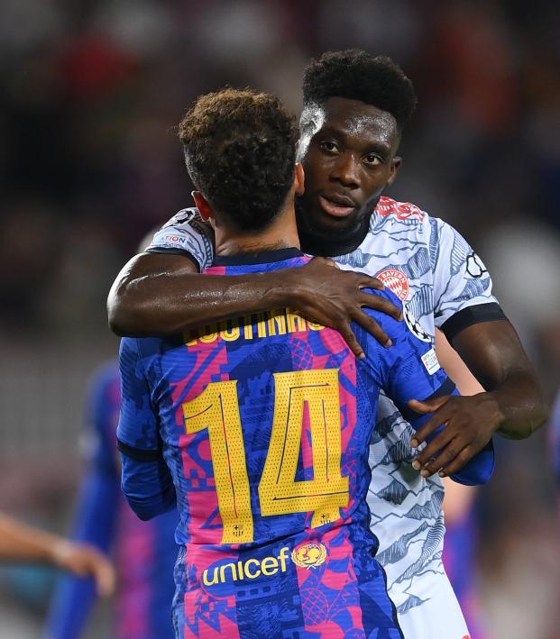 Barcelona vs Bayern Munich Highlights (2021 Champions League Group Stage)