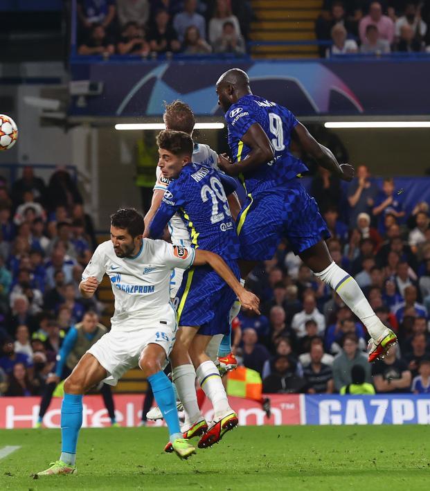 Chelsea vs Zenit highlights