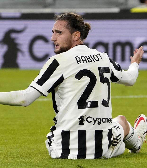Juventus Drop To Relegation Zone