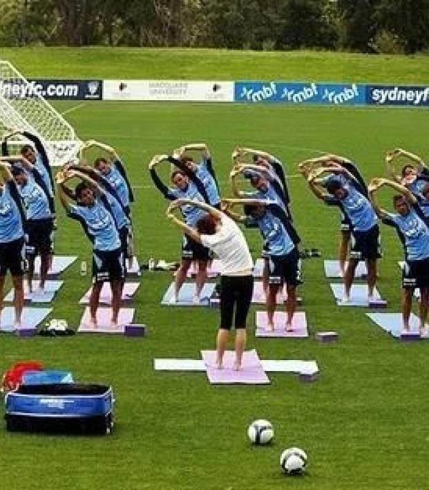 Soccer Yogis