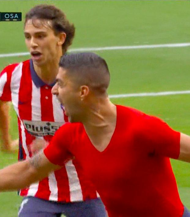 Luis Suarez winner vs Osasuna