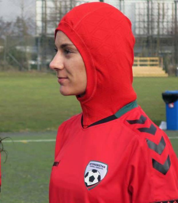 Afghanistan women's soccer team