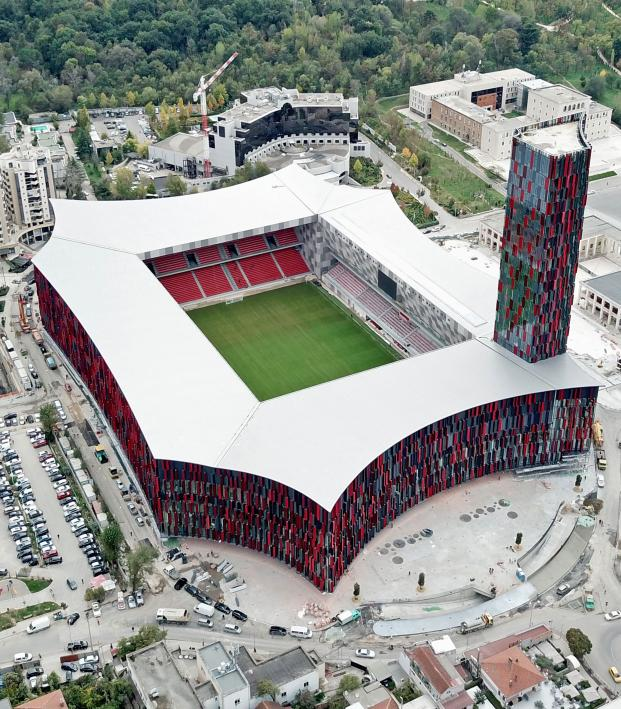 The best national team stadiums