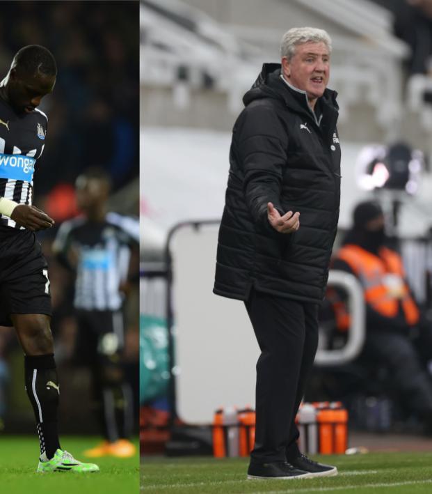 Newcastle relegation history
