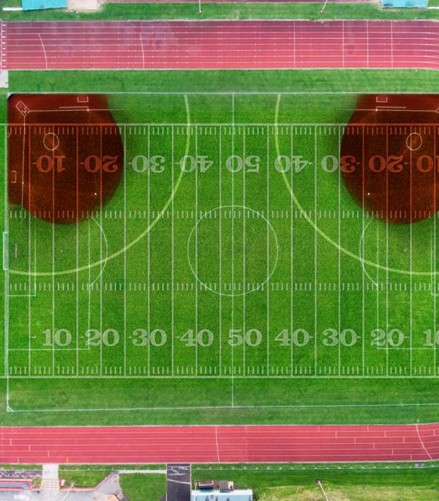 Classic American soccer field: The Worst Soccer Field