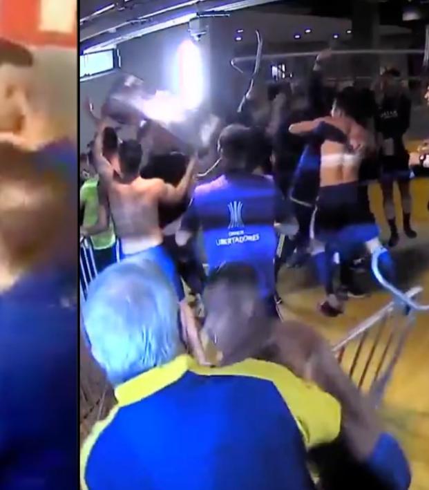 Escándalo Boca Juniors vs Atlético Mineiro