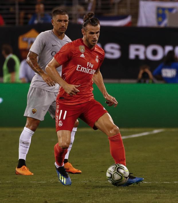 Gareth Bale vs Roma