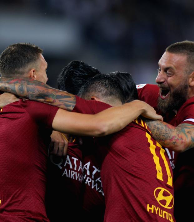 AS Roma transfers
