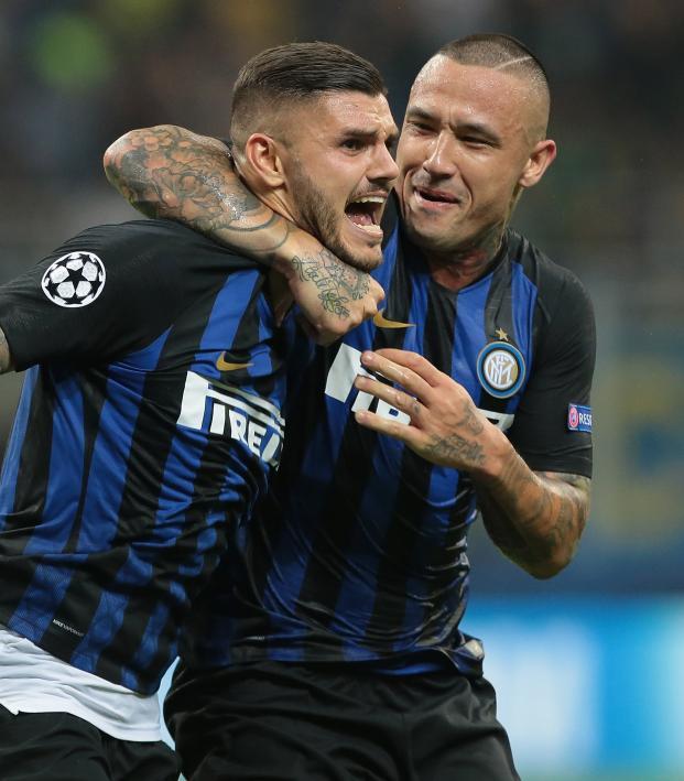 Inter vs Spurs Highlights