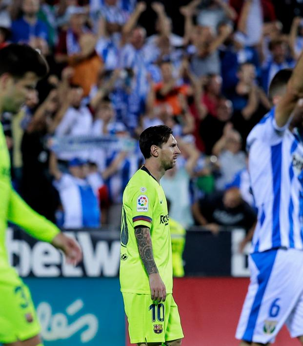 Barcelona vs Leganes highlights 2018