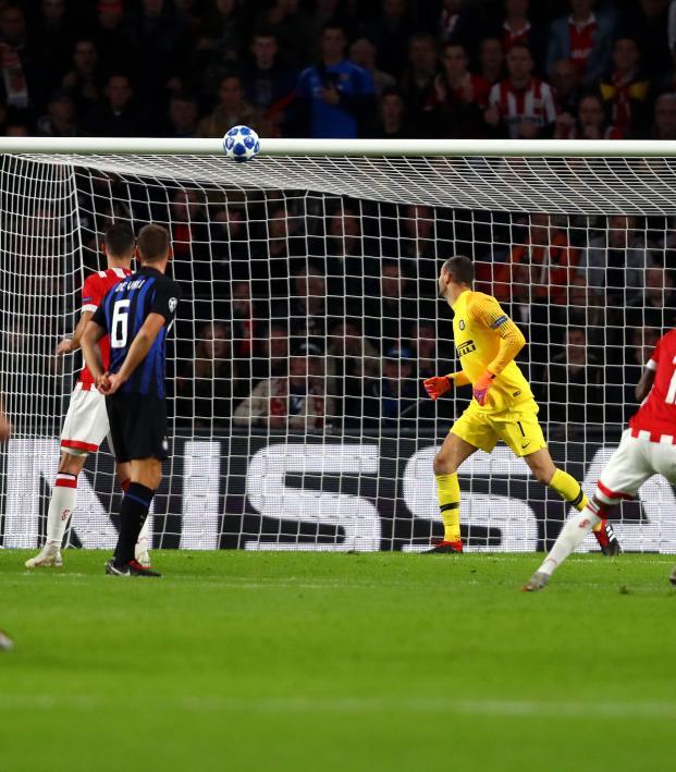PSV vs Inter highlights