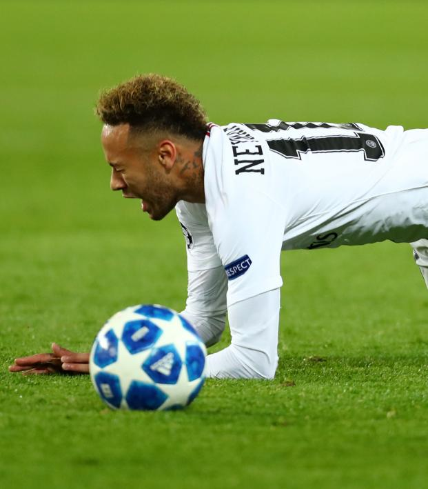 Neymar Injury 2019 Is The Same He Suffered In 2018, And