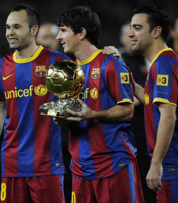 Ballon d'Or without Messi and Ronaldo