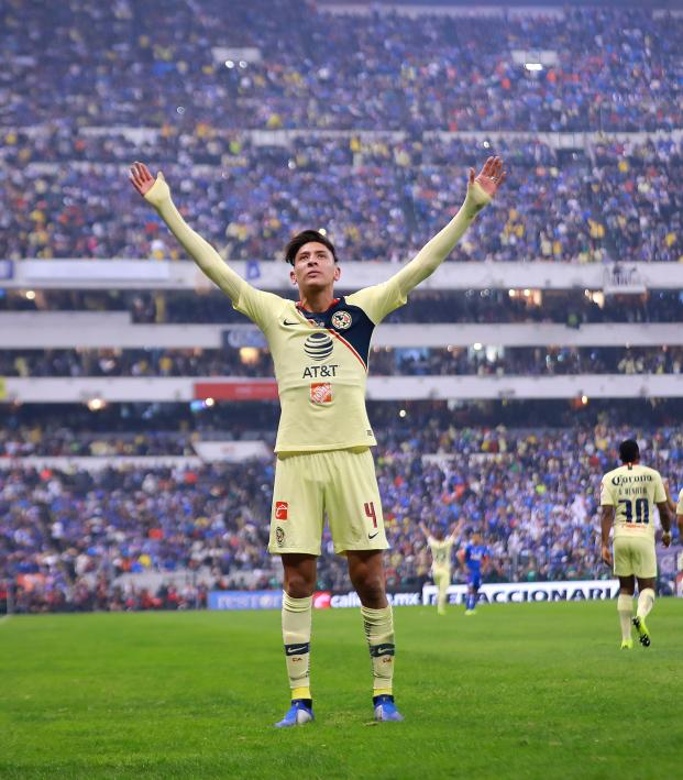 Club America vs Cruz Azul highlights