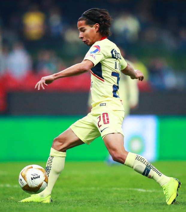 Diego Lainez Ajax
