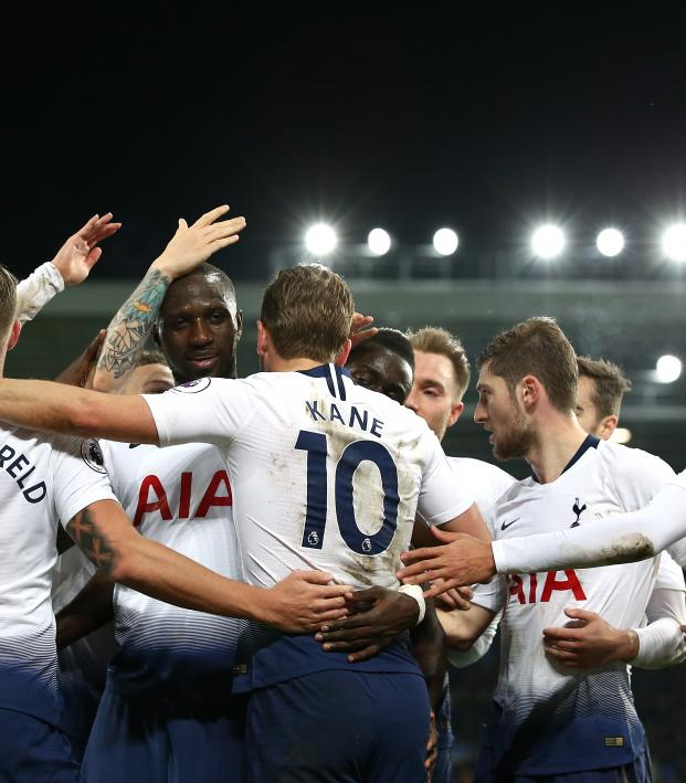 Tottenham fixtures January 2019