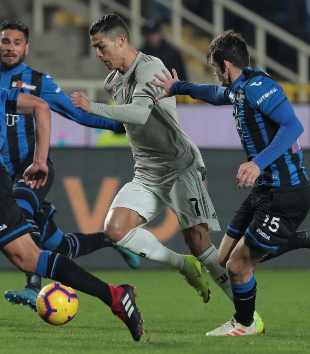 Juventus president attacks Atalanta