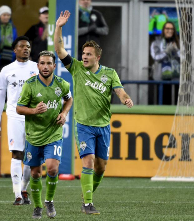 Seattle Sounders playoff prediction