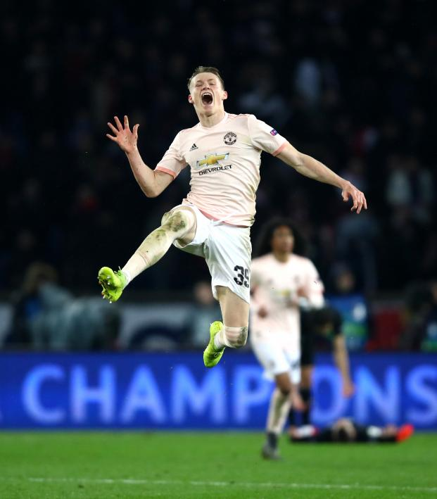 Scott McTominay PES 2020 cover