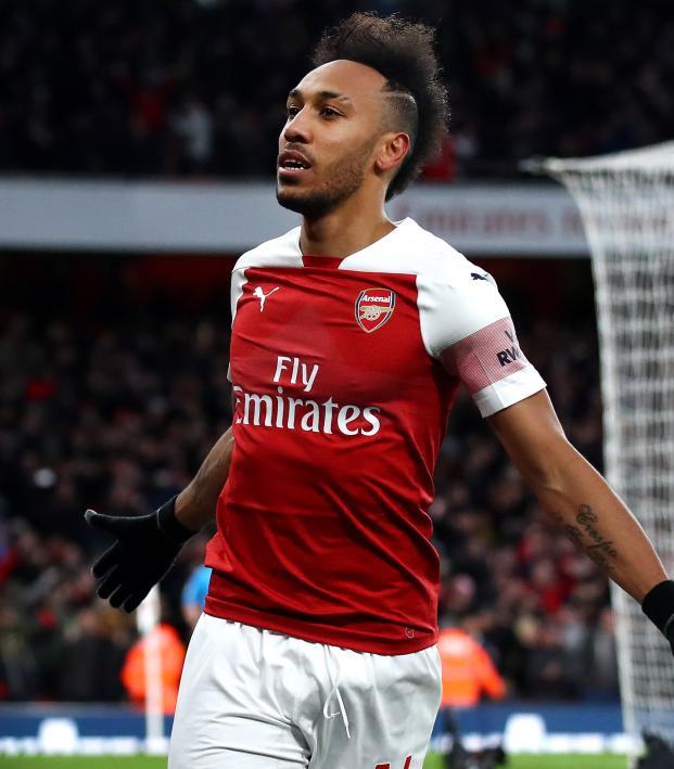 Arsenal vs Man United highlights 2019
