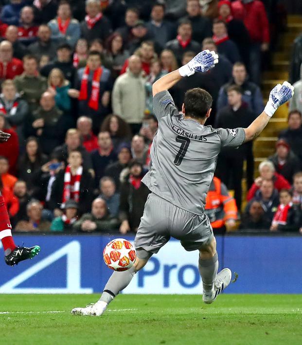 Liverpool v Porto Highlights