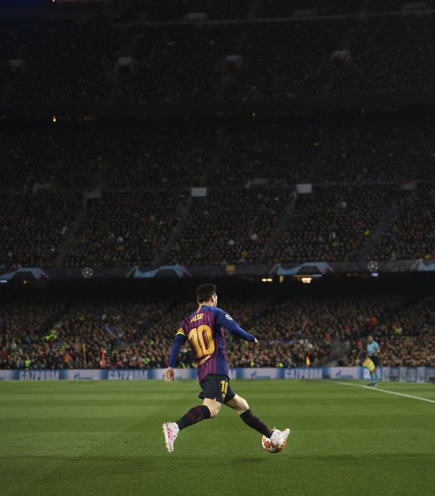 Champions League semifinal dates, times and TV