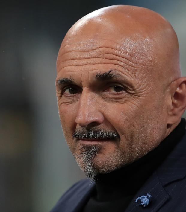 Spalletti, Técnico de Chucky Lozano en Napoli