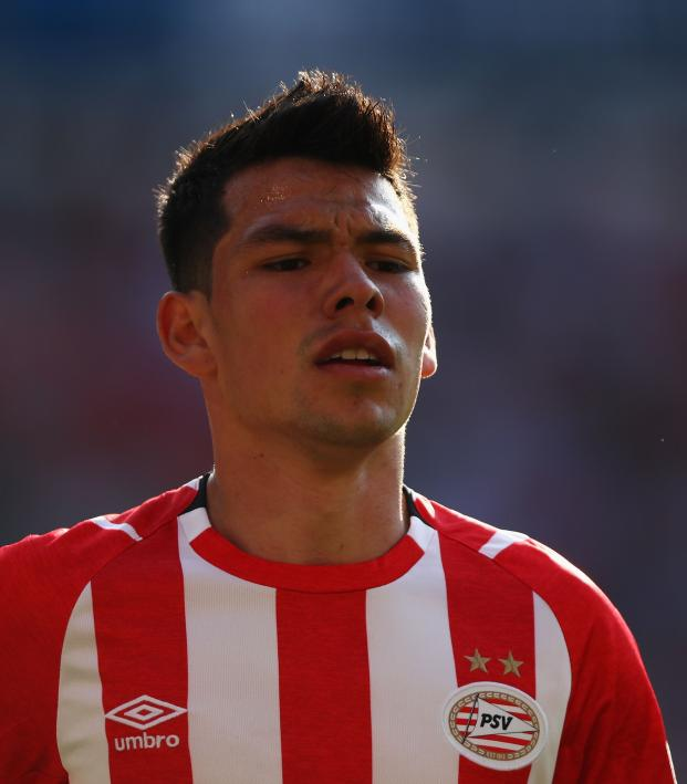 on sale 7688a 15783 Chucky Lozano Napoli Transfer: El Tri Star Becomes Most ...