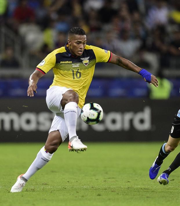 Ecuador logo national team