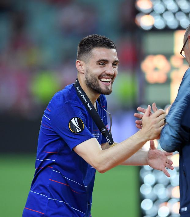 Mateo Kovacic Chelsea deal